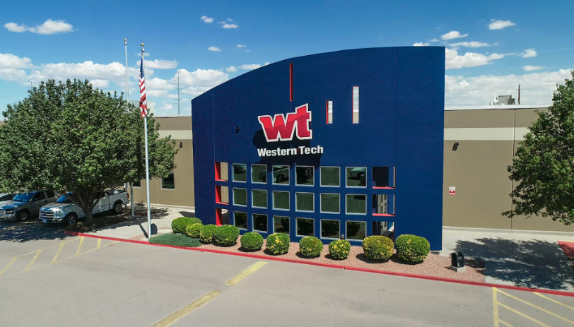 Diana Campus Exterior Photo - Western Tech - El Paso, TX