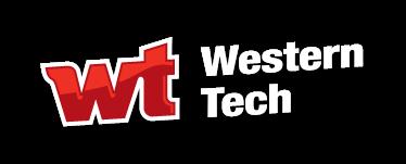 Western Tech Horizontal Logo - El Paso, TX