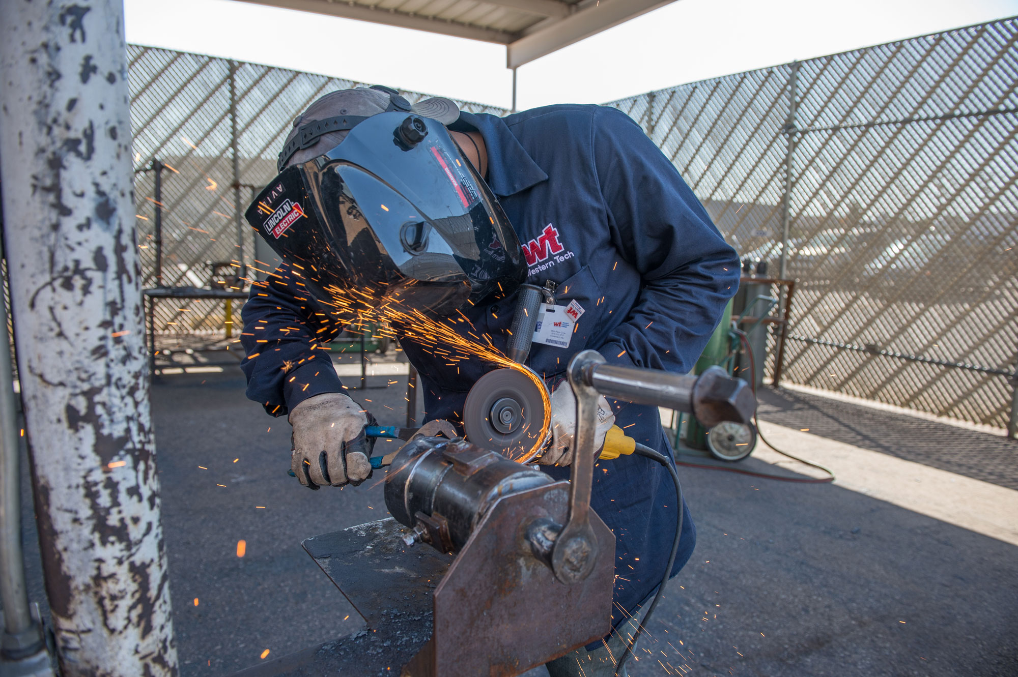 Advanced Welding Technology Western Technical College