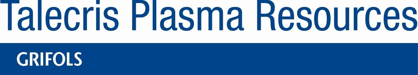 Talecris Plasma Resources Logo - El Paso, TX