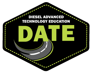 Diesel Advanced Technology Education Badge