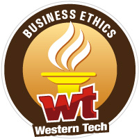 Business Badge - Business Ethics