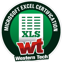 Business Badge - Microsoft Excel