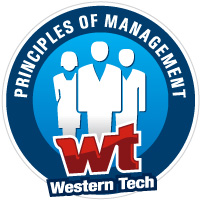 Business Badge - Principles of Management