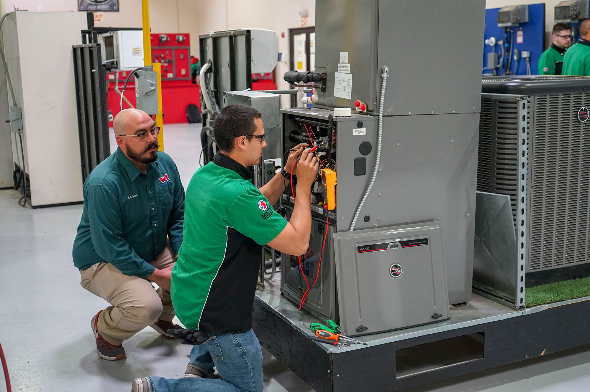 Refrigeration Amp Hvac Technology Western Technical College